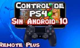 Como jugar PlayStation 4 en Android con Control PS4 sin tener Android 10