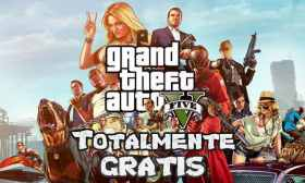 Grand Theft Auto V para PC Totalmente GRATIS por tiempo limitado