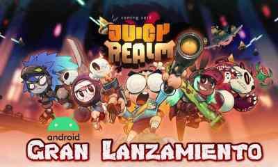 Juicy Realm para Android Brutal juego móvil que te encantará jugar