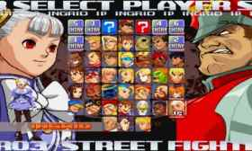 Street Fighter Zero 3 Double Upper psp y android