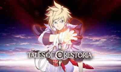 Tales of Crestoria OBT para Android De los creadores de la Saga Tales Of