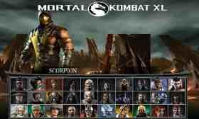 Mortal Kombat Mod PPSSPP