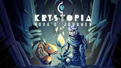 Krystopia Nova's Journey para Android La mejor aventura para tu móvil