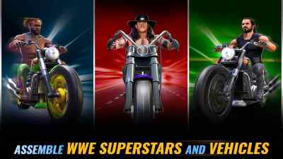 WWE Racing Showdown APK para Android