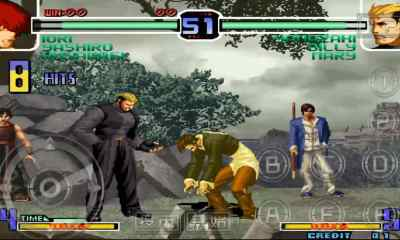 KOF 2002 MAGIC PLUS 3 apk sin Emulador para Android