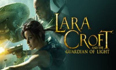 Lara Croft Guardian of Light para Android
