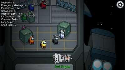 Among Us para Android Mod apk El juego mas divertido del momento