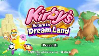 Kirby's Return to Dreamland El juego que todos deben jugar