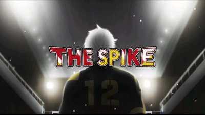 The Spike para Android Divertido juego de voleibol en 2D