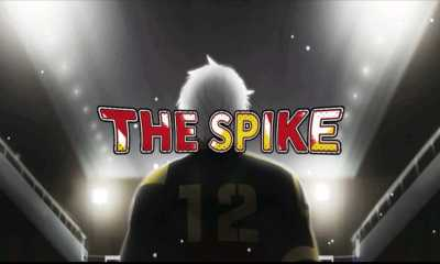The Spike para Android Divertido juego de voleibol en 2D