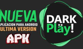 Dark Play Green apk para Android Nueva Versión App Streaming