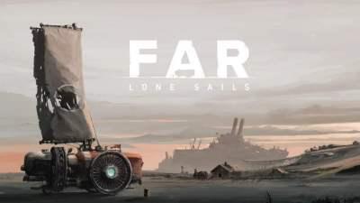FAR Lone Sails apk para Android Genial juego de aventuras