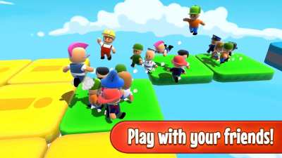 Stumble Guys Multiplayer Royale para Android nueva Copia de Fall Guys