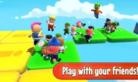 Stumble Guys Multiplayer Royale para Android nueva Copia de Fall Guys