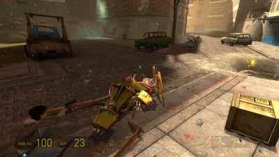 Half-Life 2 Episode One apk