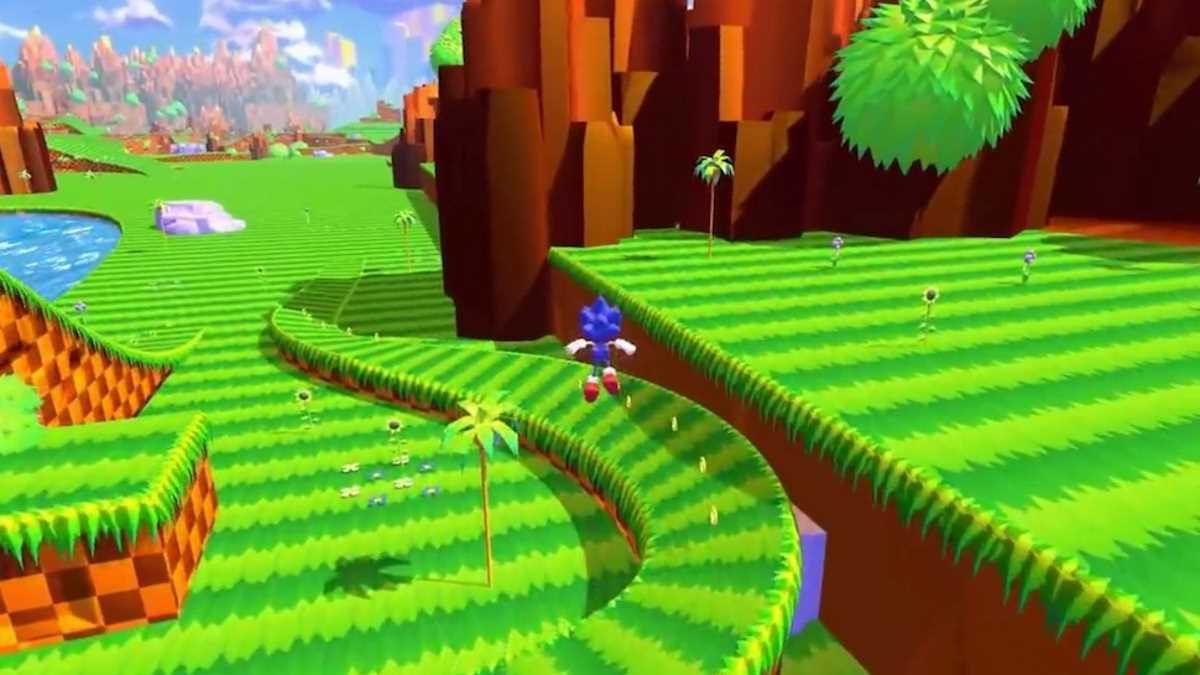 Sonic World apk Android Increíble juego de sonic