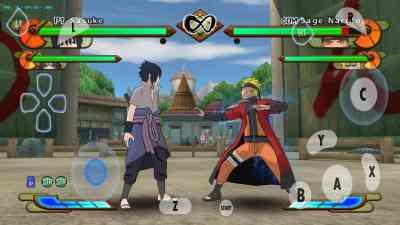 Naruto Shippuden Gekitou Ninja Taisen Special