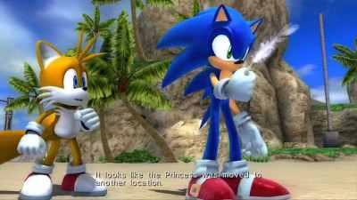 Sonic The Hedgehog 2006 Port de Xbox 360 para Android