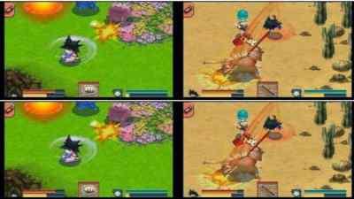 Dragon Ball Origins NDS android drastic