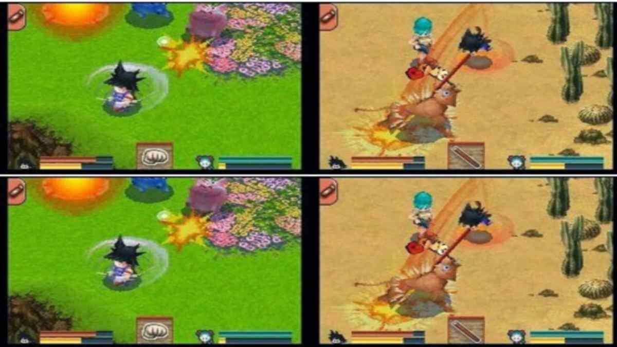 Dragon Ball Origins NDS android drastic