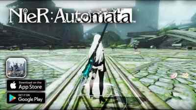 Nier Automata Mobile APK Unreal Engine 4