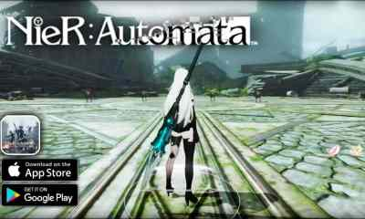Nier Automata Mobile APK Unreal Engine 4