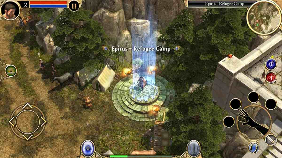 Titan Quest Legendary Edition 2021 apk para Android