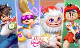 Flash Party Fighting APK para Android Tremendo juego de Peleas