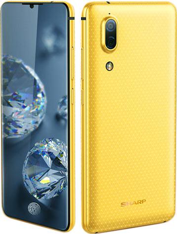 سعر و مواصفات هاتف Sharp Aquos S2