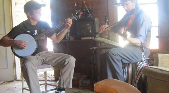 Brenholtz Farm (Turnersville, TX) with Jonathan and Michael Pinkey — photos by Anne Pinkey