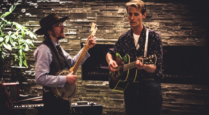 Cedar Valley House Concert (Cedar Falls, IA) with Tom Brosseau — photo