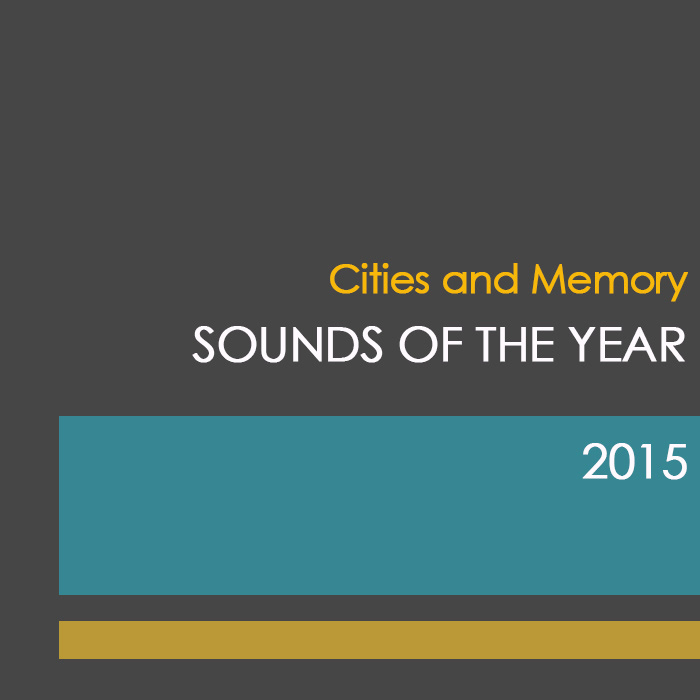 Cities and Memory – A review of 2015