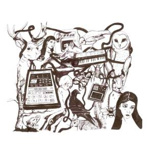 Review of 'My Spirit Animal is a Goth Teenager' by Owlbinos of Northfield on Romeda Records