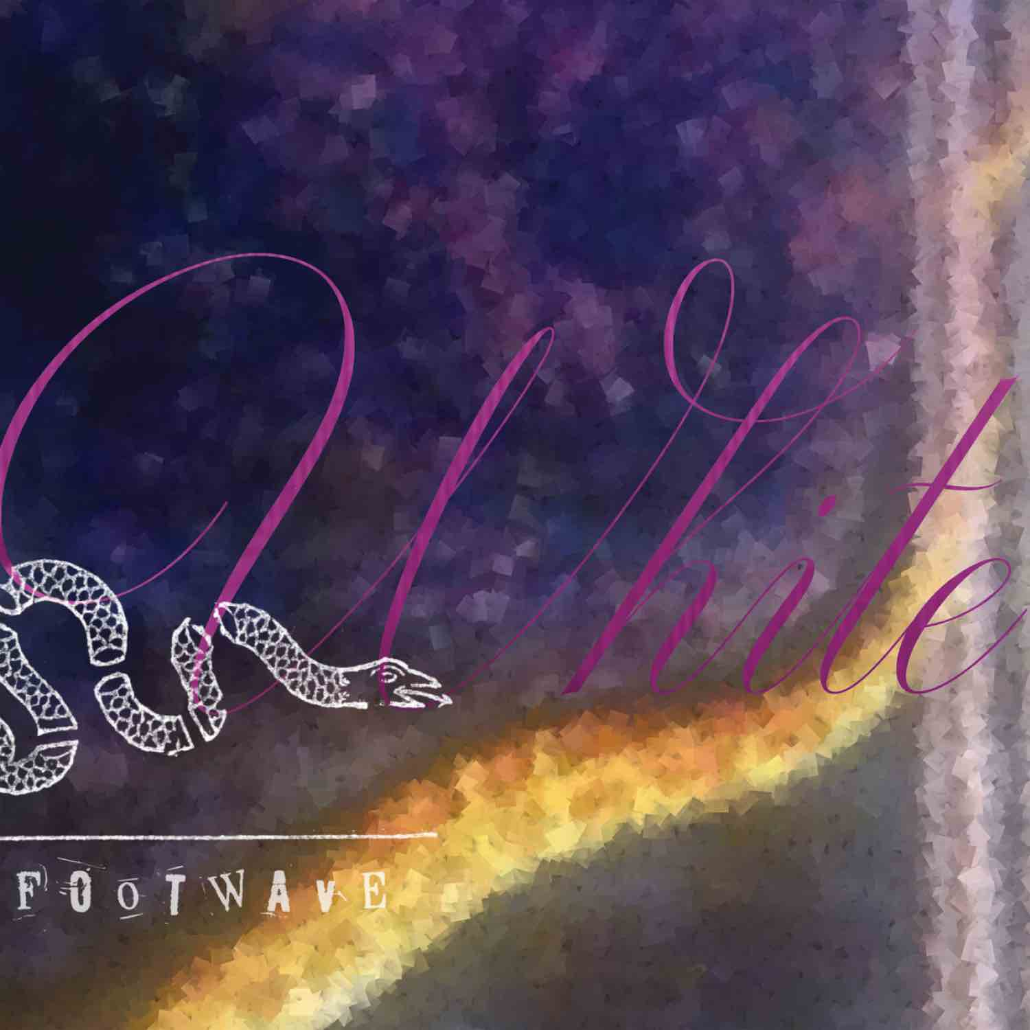 Review of Bath White EP by 50FootWave on HHBTM Records