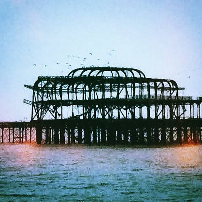 Review of West Pier EP by Dark Train