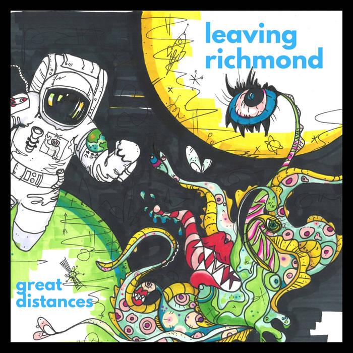 Review of Great Distances album by Leaving Richmond