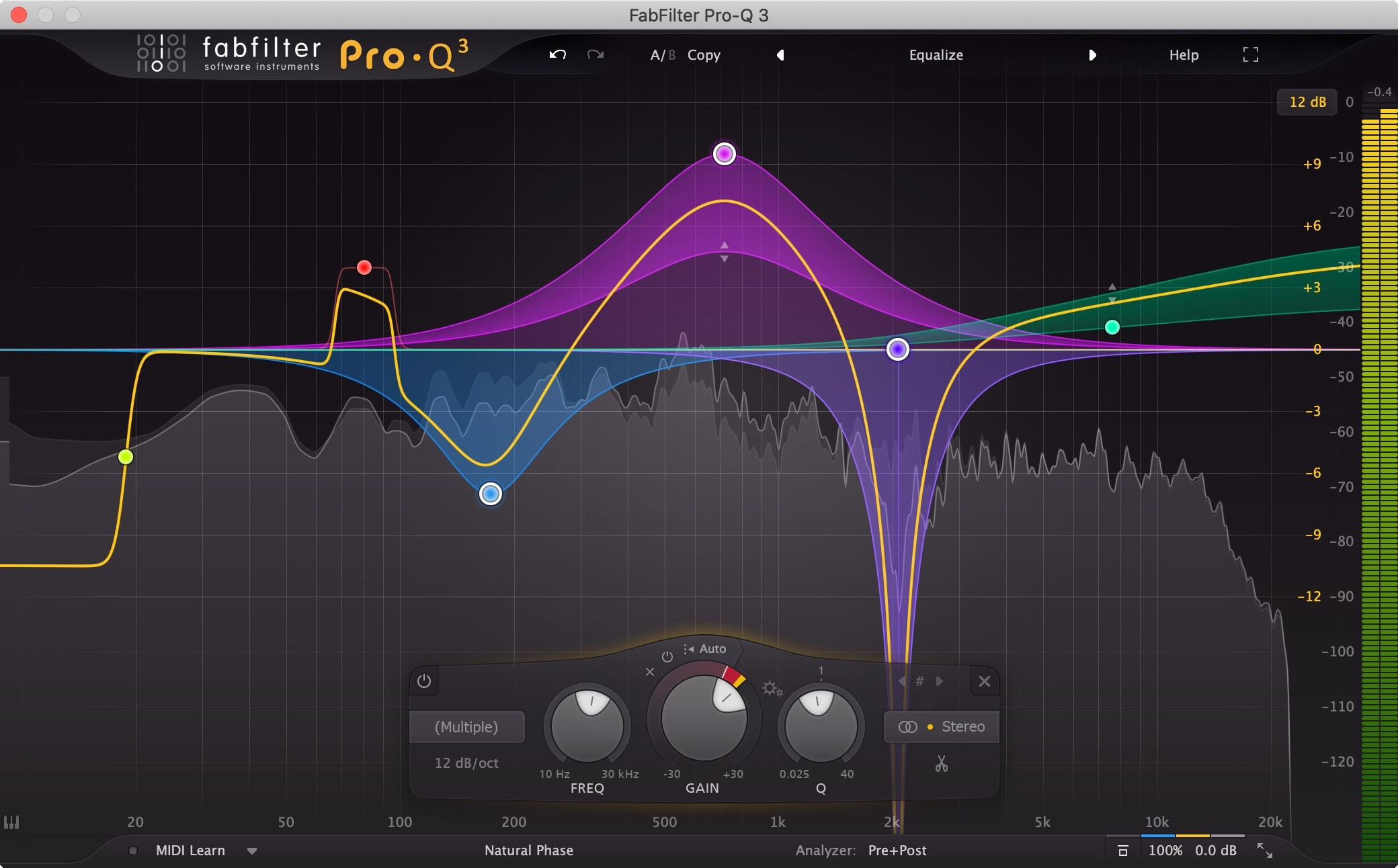 FabFilter announces Engineering Emmy® Award win for FabFilter Pro-Q 3 equalizer plug-in