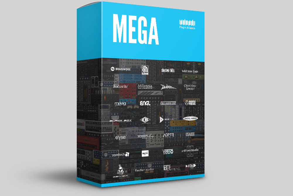 Plugin Alliance goes Subscription: The MEGA bundle (includes Shadow Hills Mastering Compressor Class A and review of Purple Audio MC77 limiter)