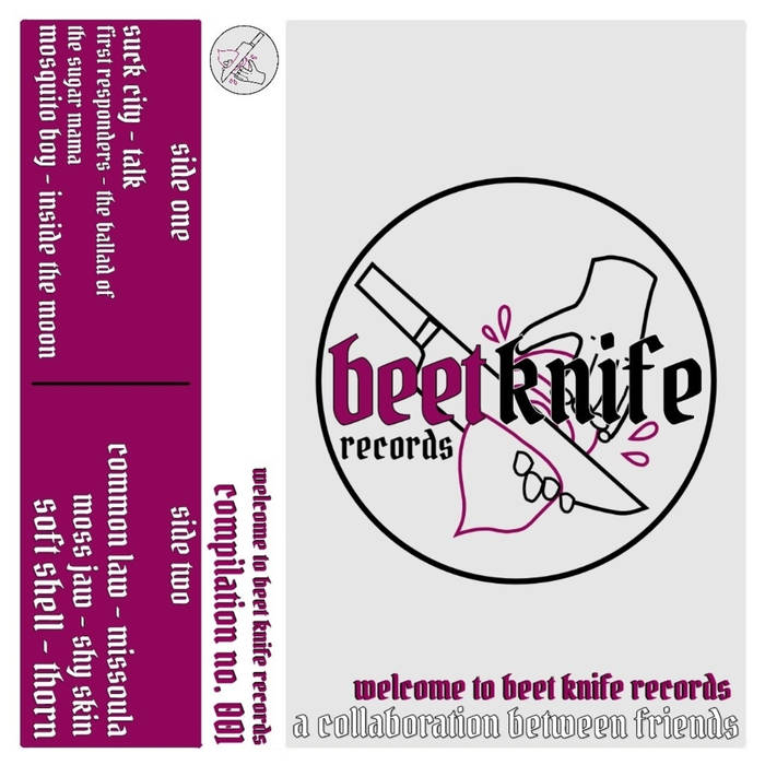 Review of Welcome to Beet Knife! A Compilation Album