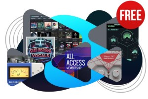 Loopmasters and Loopcloud launch #Stayinspired – free plugins, tutorials and sounds
