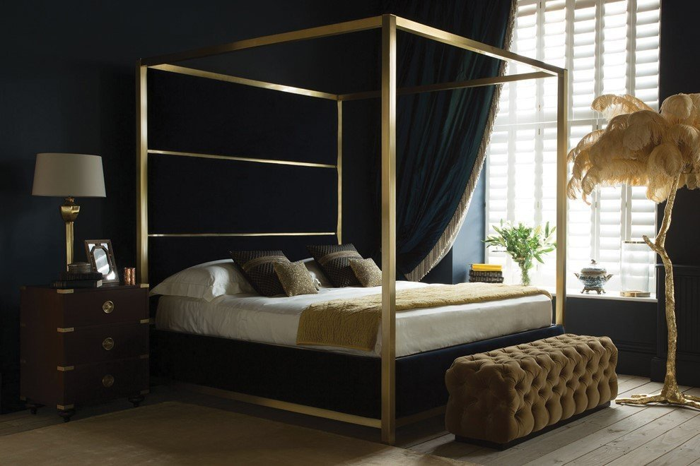 hoxton four poster bed