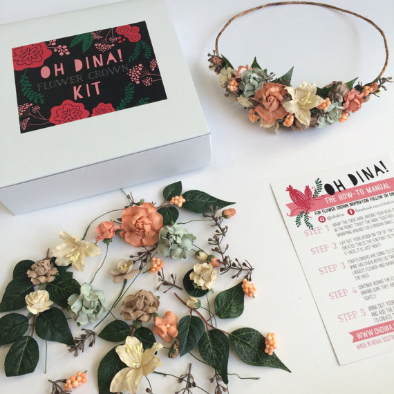 DIY Summer Crafts & Projects from Etsy