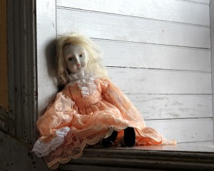 Andy Bell - Creepy Doll - Bannack State Park