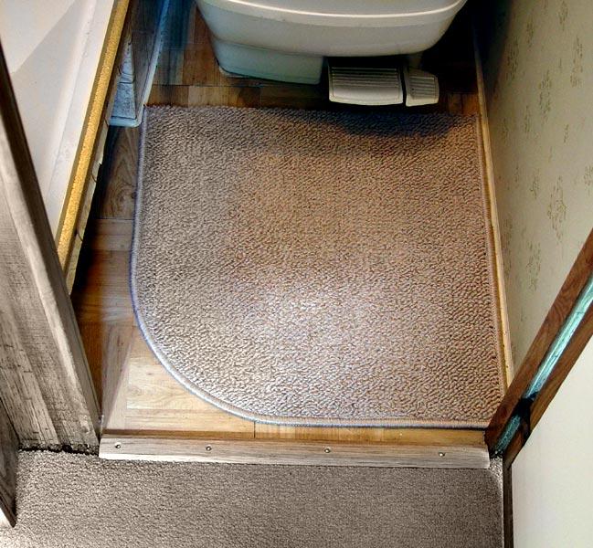 improving gertie: the bathroom