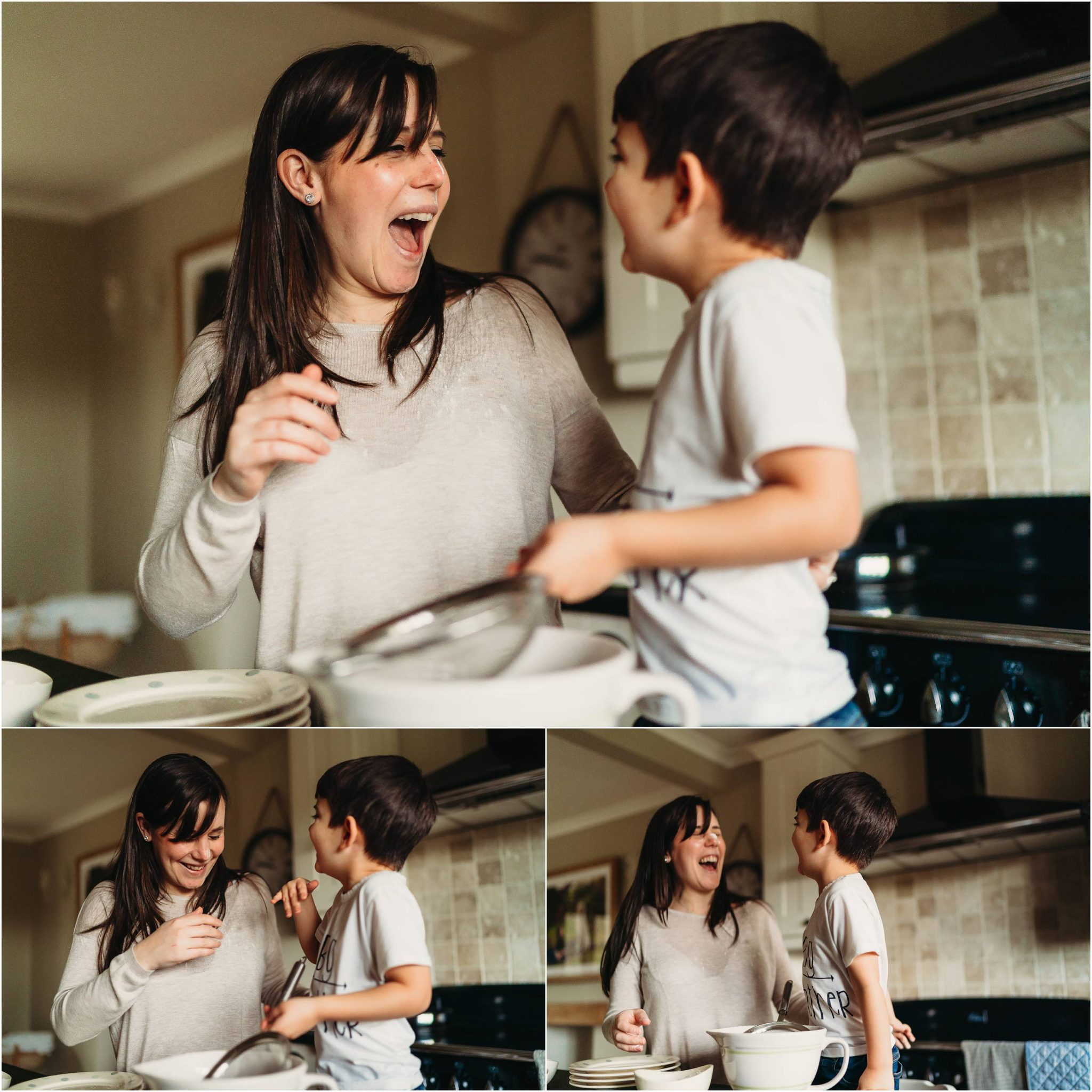 AT HOME FAMILY LIFESTYLE SHOOT - NORFOLK FAMILY LIFESTYLE PHOTOGRAPHER