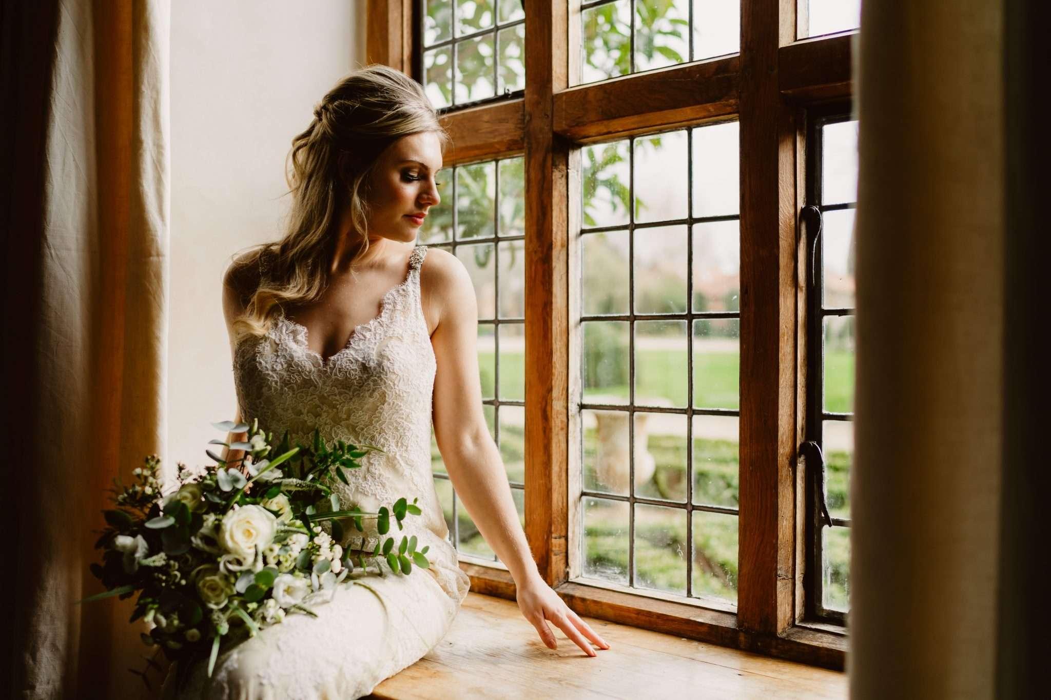 Hales Hall Barn Styled Shoot - Norfolk Wedding Photographer