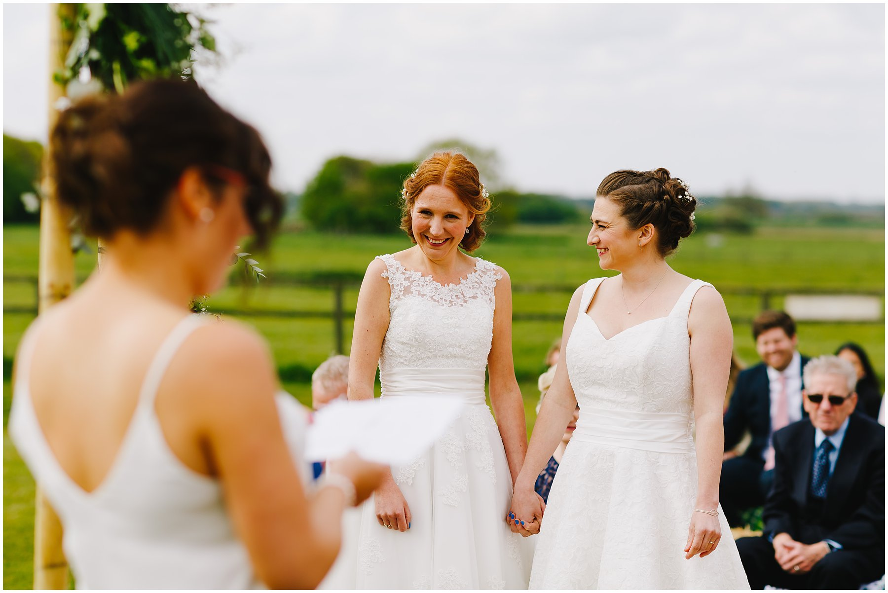 Andy Davison - Godwick Hall and Great Barn Wedding Photographer