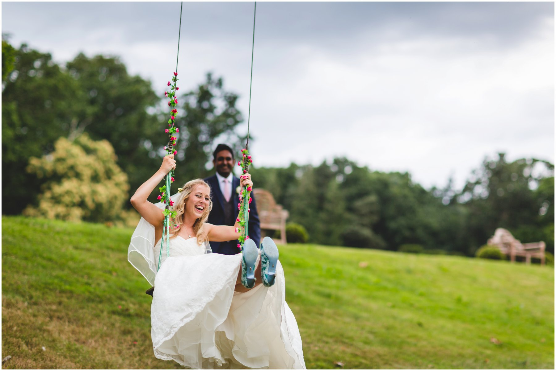Oxnead Hall Wedding Photographer