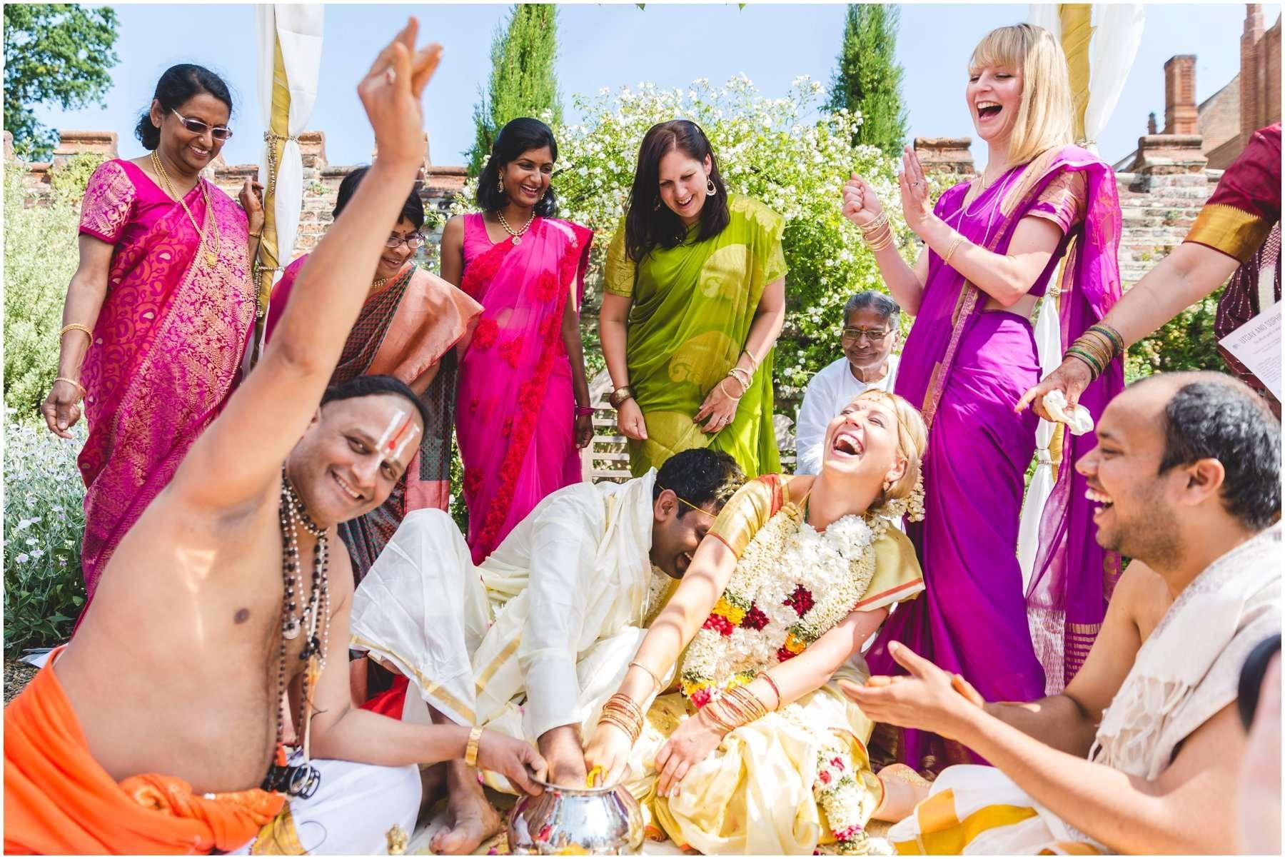 OXNEAD HALL HINDU WEDDING - SOPHIE AND UTSAV - NORFOLK WEDDING PHOTOGRAPHER 1