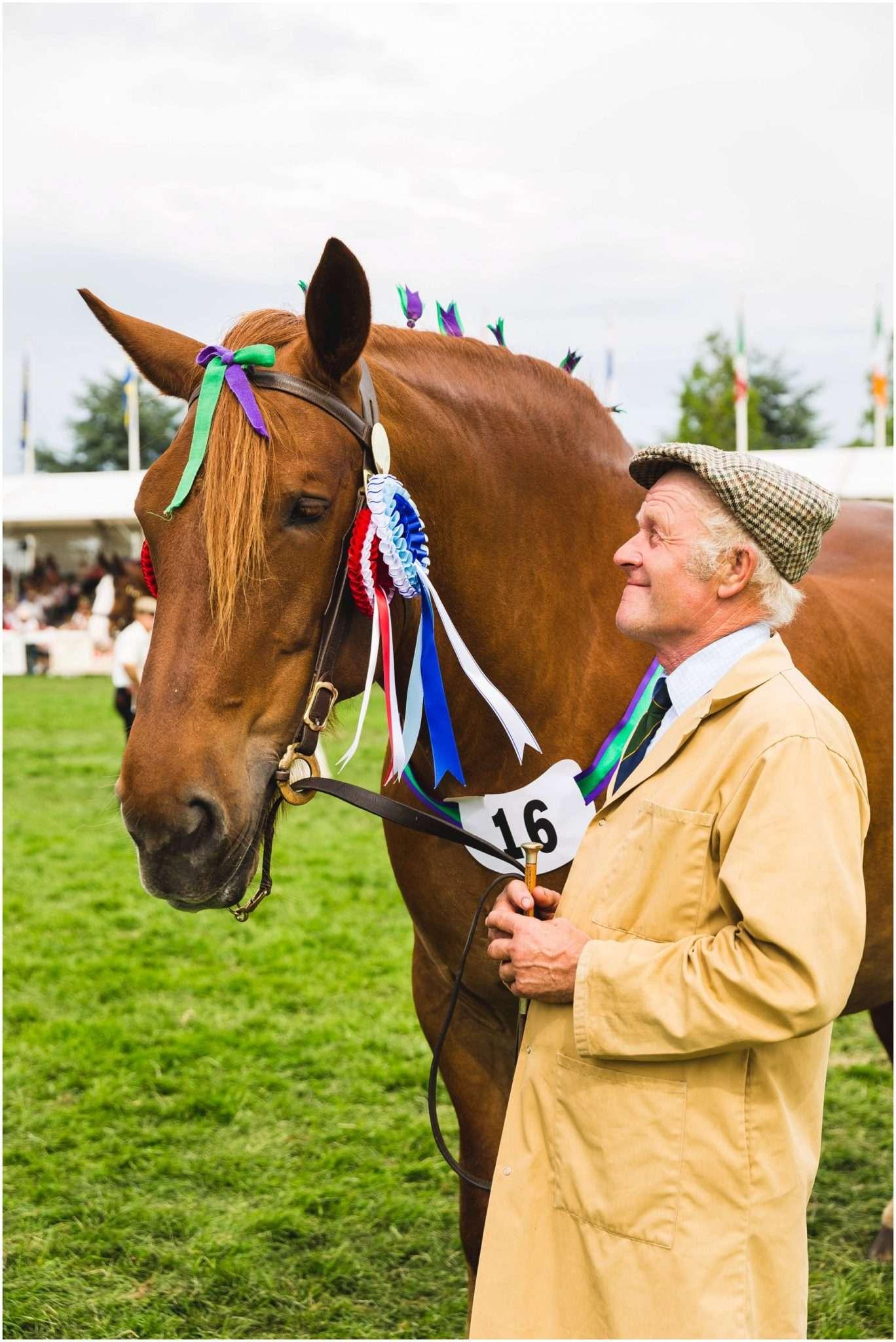 Andy Davison - Royal Norfolk Show